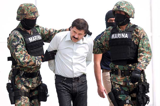 Mexico's Fight against Transnational Organized Crime