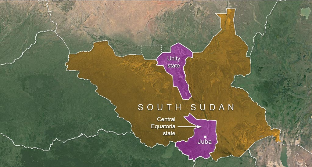 Unified Tribes South Sudan, Part II