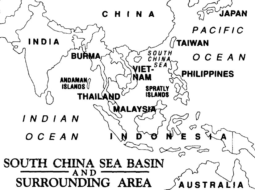 Military Developments in the South China Sea Basin