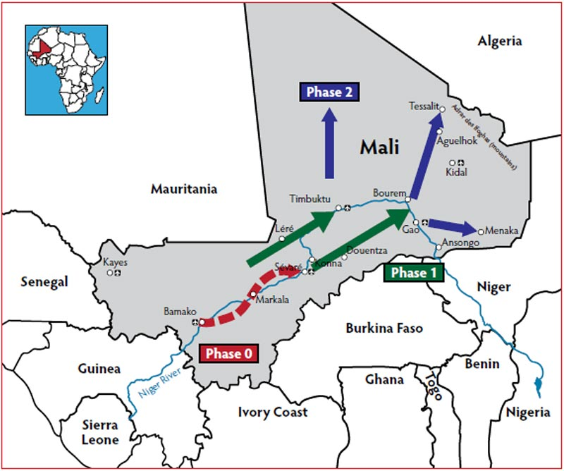 Operation Serval Another Beau Geste of France in Sub-Saharan Africa?