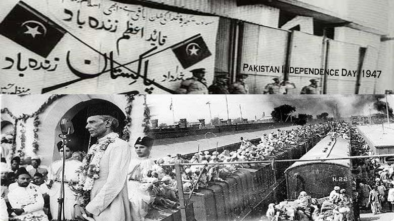 Two Years of Pakistan Independence