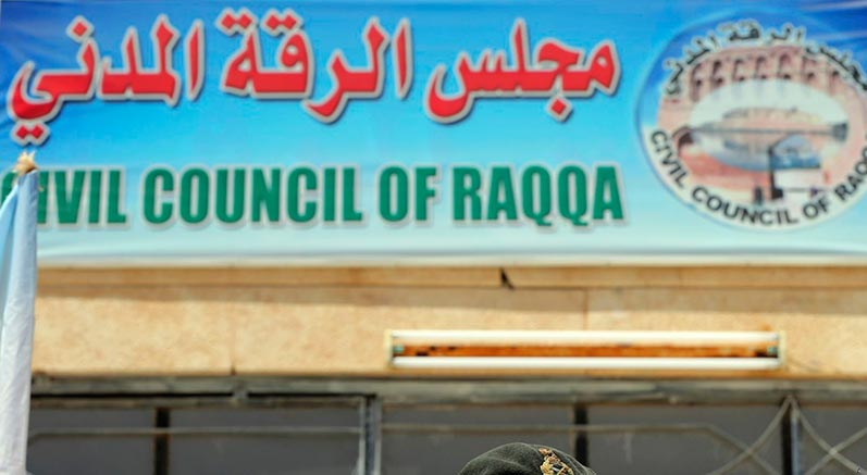 Members in Raqqa US-backed Syrian Civil Council Pardons Dozens of Islamic State Members