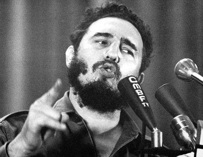 Castro's Tactics of Control in Cuba