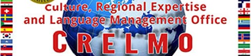 Culture, Regional Expertise and Language Management Office (CRELMO)
