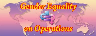 Impact of Gender Equality on Operations