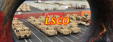 Large Scale Combat Operations (LSCO)