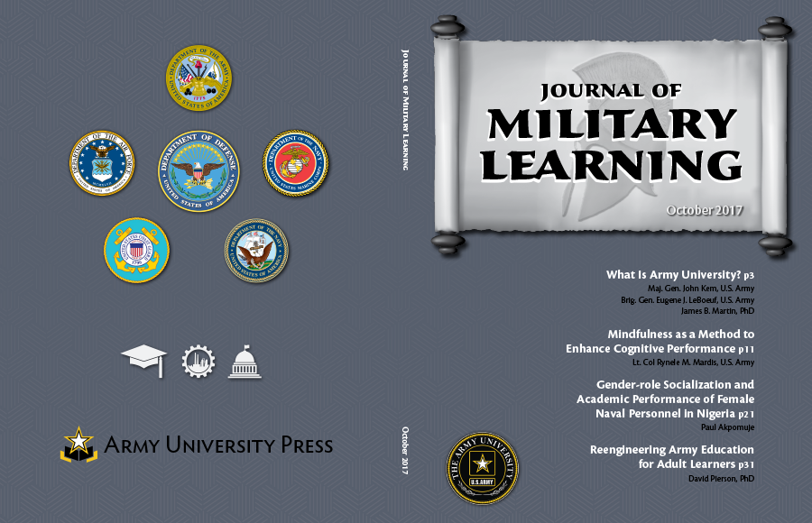 Journal of Military Learning