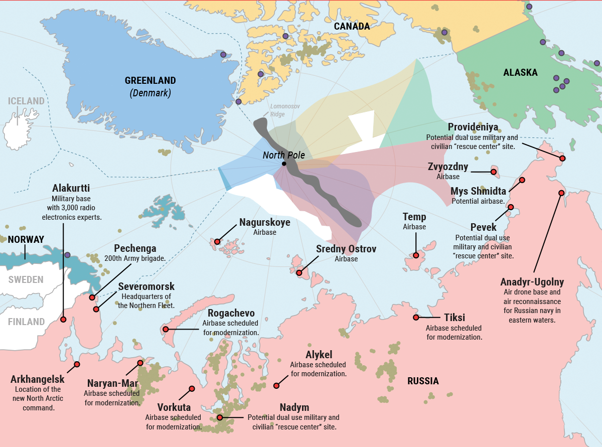 Why Alaska and the Arctic are Critical to the National Security of ...