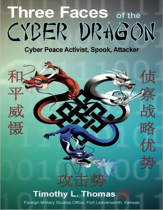 Three Faces of the Cyber Dragon: Cyber Peace Activist, Spook, Attacker