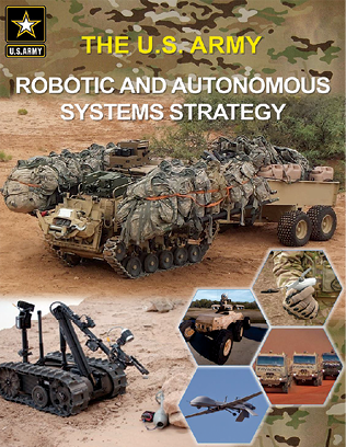 Robotic and Autonomous System Strategy