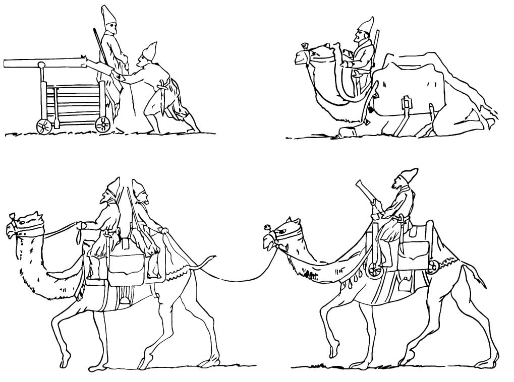Commentaires, remarques, précision sur le topic : Hi Jolly- préquelle à la route 66 Camel-crew