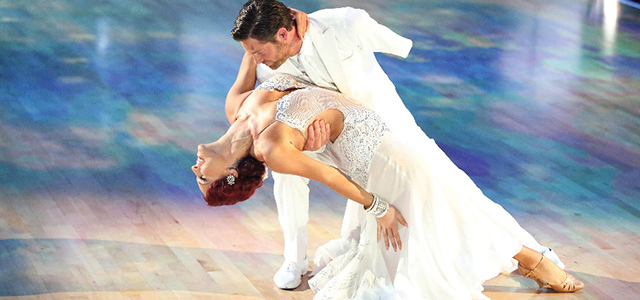 Hero image for article Galloway takes Soldier mentality into 'Dancing With The Stars' finale