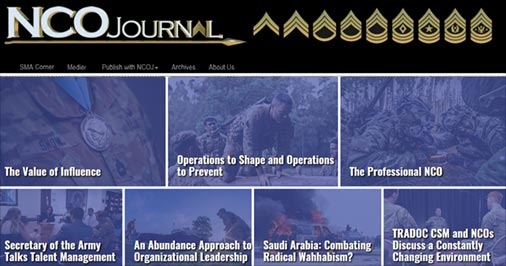 NCO Journal