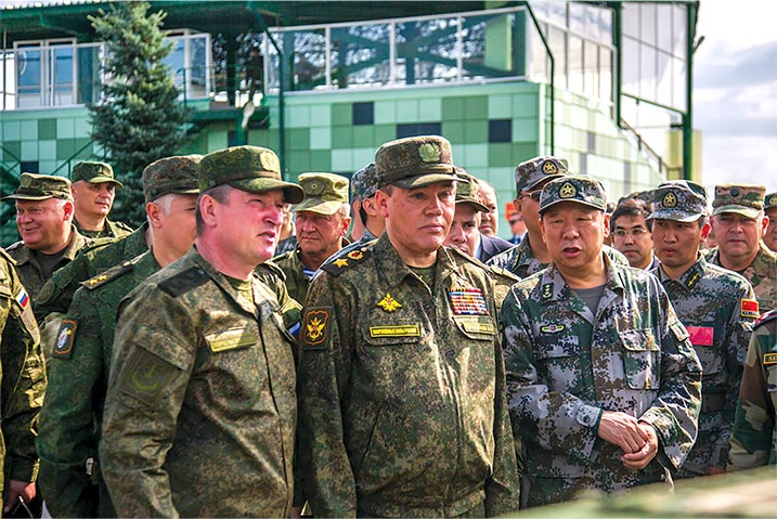 Russian General Staff Chief Valery Gerasimov's 2018 Presentation to the General Staff Academy: Thoughts on Future Military Conflict—March 2018