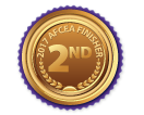 AFCEA 2017 award 2nd