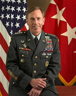 Strategic Command General David Petraeus