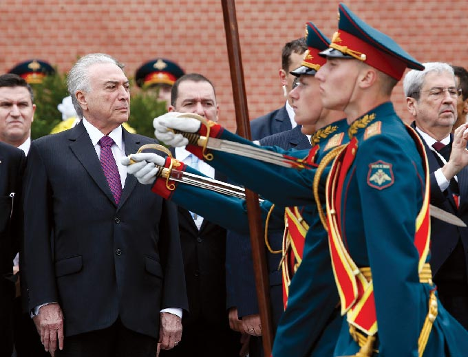 The Return of the Bear? Russian Military Engagement in Latin America: The Case of Brazil