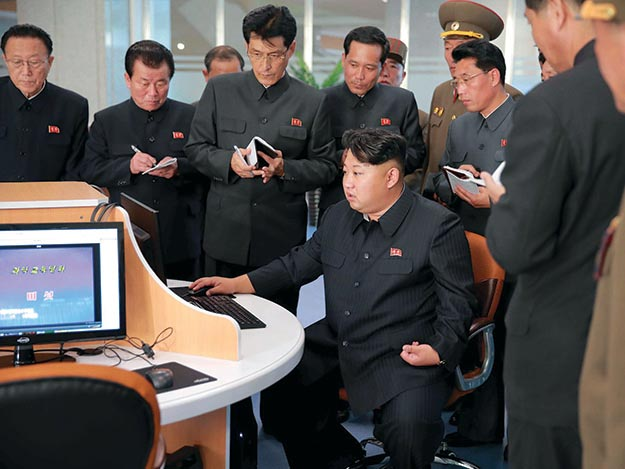 North Korean Cyber Support to Combat Operations
