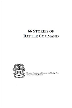 66 Stories of Battle Command