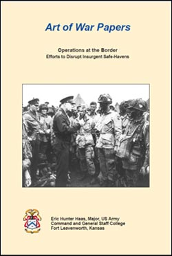 Art of War Papers: Operations at the Border