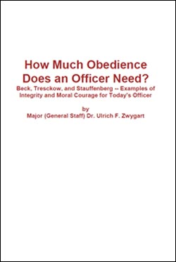 How Much Obedience Does an Officer Need?