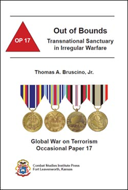Occasional Paper 17 - Out of Bounds: Transnational Sanctuary in Irregular Warfare
