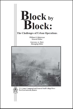 Block by Block: The Challenges of Urban Operations