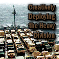 Creatively Deploying the Heavy Division: Getting the 4th Infantry Division to Iraq in 2003 eBook