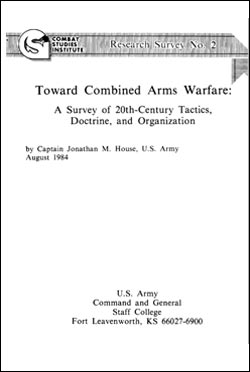 Toward Combined Arms Warfare - CSI Research Survey 2