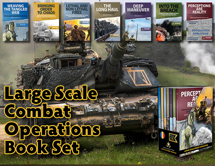 Large-Scale Combat Operations Book Set