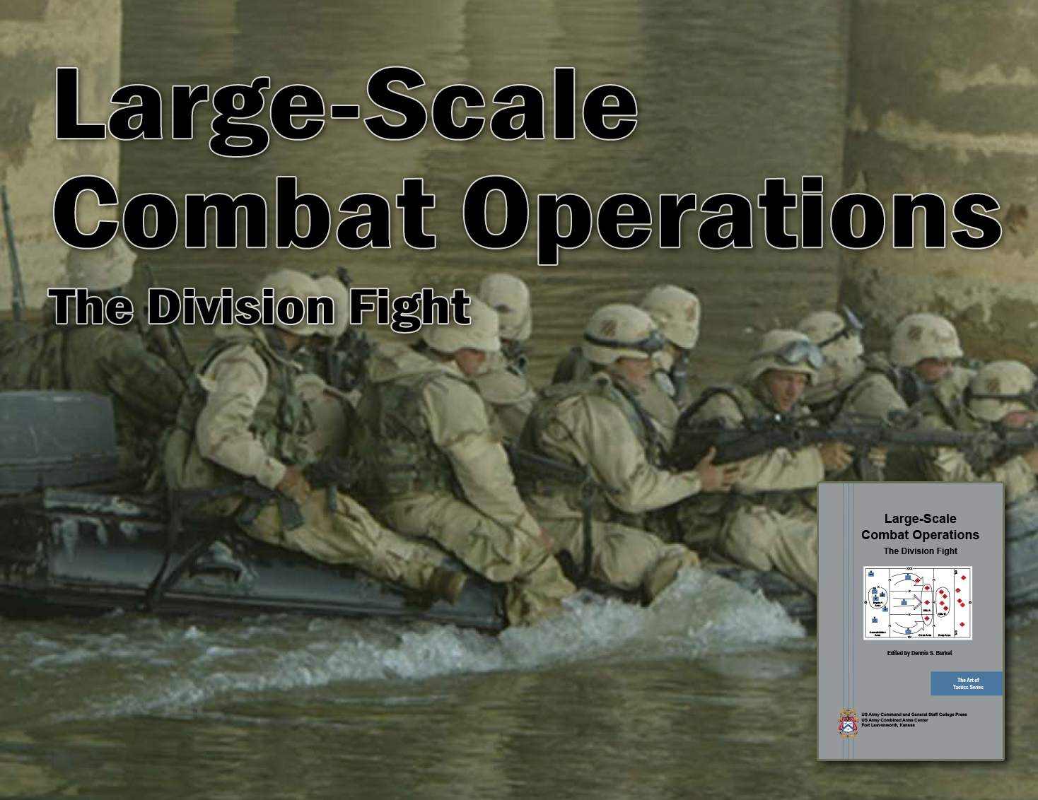 Large-Scale Combat Operations: The Division Fight