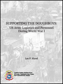 Supporting The Doughboys