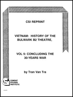 Vietnam: History of the Bulwark B2 Theatre