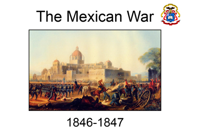 Mexican American War Map Download The Powerpoint