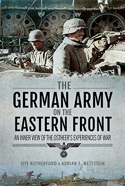 The German Army on the Eastern Front Cover