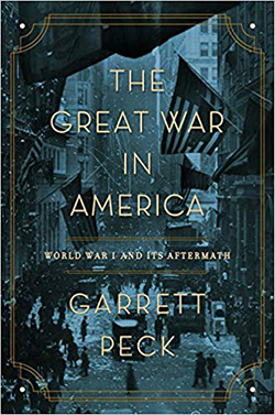 The Great War in America Cover