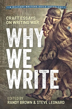 Why We Write Cover