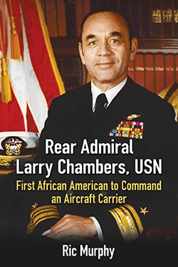 Rear Admiral Larry Chambers, USN Cover