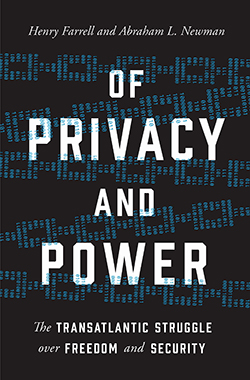 Of Privacy and Power Cover