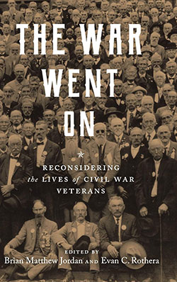 The War Went On Cover