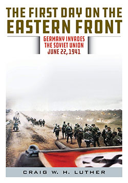 The First Day on the Eastern Front Cover