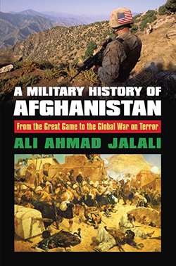A Military History of Afghanistan Cover