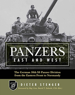 Panzers East and West Cover