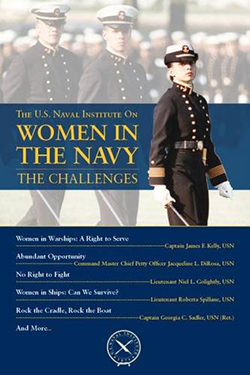 The U.S. Naval Institute on Women in the Navy Cover