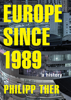 Europe Since 1989 Cover