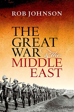 The Great War and the Middle East Cover