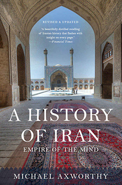 A History of Iran Cover