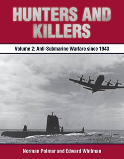 Hunters and Killers: Volume 2 Cover