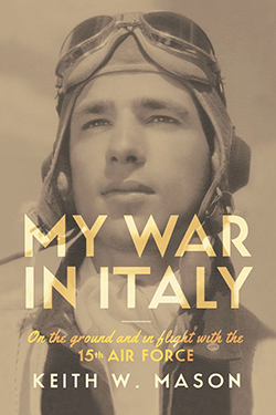 My War in Italy Cover