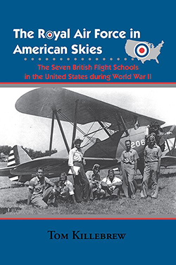 The Royal Air Force in American Skies Cover